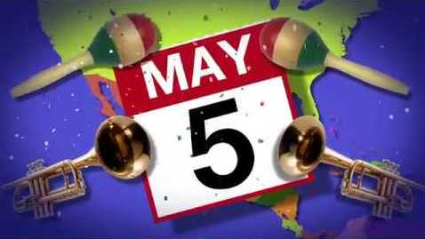 Thumbnail for entry PBS LEARNING MEDIA | Cinco De Mayo | PBS KIDS