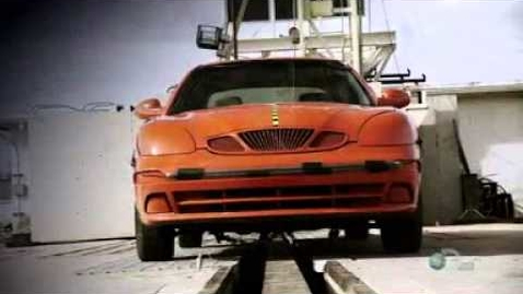 Thumbnail for entry Mythbusters - Car crash force
