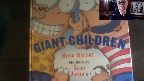 Thumbnail for entry 2nd grade-Giant Children poem and art project idea