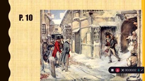 Thumbnail for entry A Christmas Carol p. 10-17