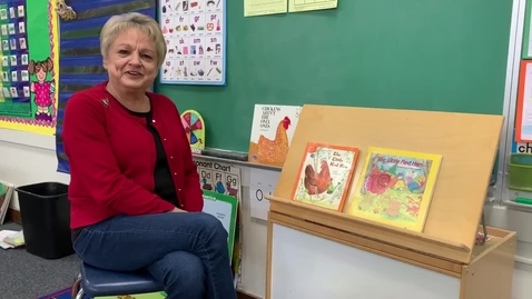 Thumbnail for entry 1st Grade - Little Red Hen Part 2