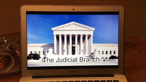 Thumbnail for entry Mr. O The History Pro - Judicial Branch