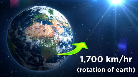 Thumbnail for entry Relative Motion and Inertial Reference Frames