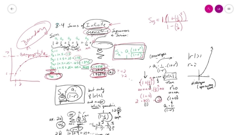 Thumbnail for entry alg2 8-4 notes