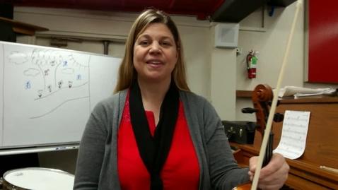 Thumbnail for entry Elementary Strings L'Improviste Vignette Violin 1