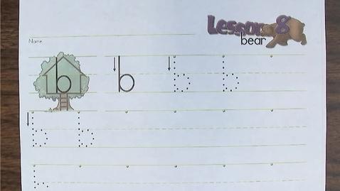 Thumbnail for entry Thursday Handwriting b
