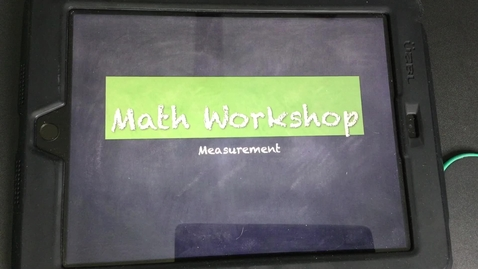 Thumbnail for entry Math Workshop-Wednesday, April, 8th, 2020