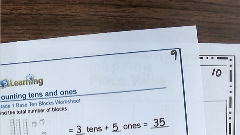Thumbnail for entry Thursday Math p. 9,10