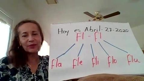 Thumbnail for entry Morning Message Sonidos con la Fl