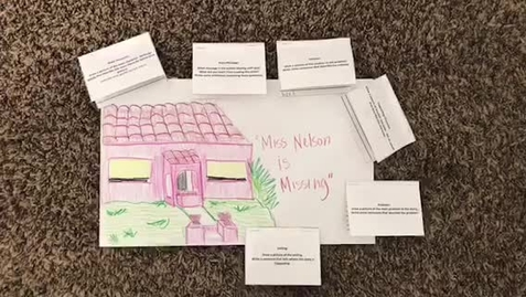 """Thumbnail for entry Book Report, """"Miss Nelson is Missing"""""""