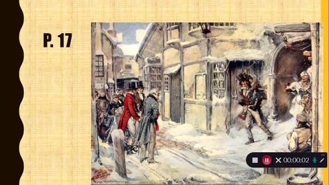 Thumbnail for entry A Christmas Carol p.17-20