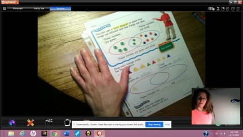 Thumbnail for entry Monday, Math Video page 157-158