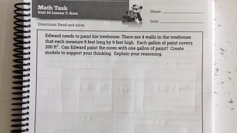 Thumbnail for entry SWUN Grade 3 Unit 10 Lesson 7
