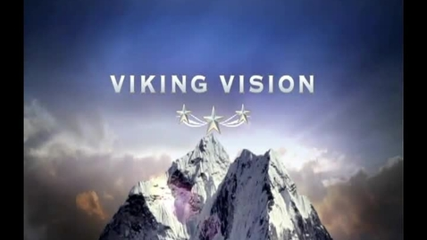 Thumbnail for entry Viking Vision News Thurs 5-8-2014