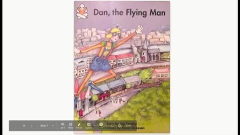 Thumbnail for entry Dan the Flying Man - Google Slides