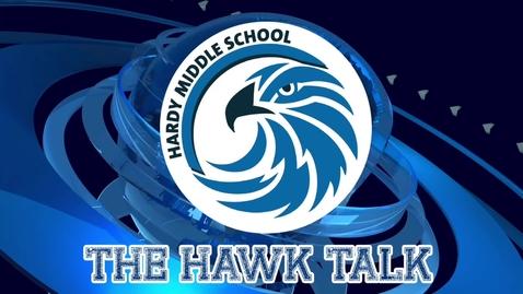 Thumbnail for entry The Hardy Hawk Talk -Digital Arts May Edition Show