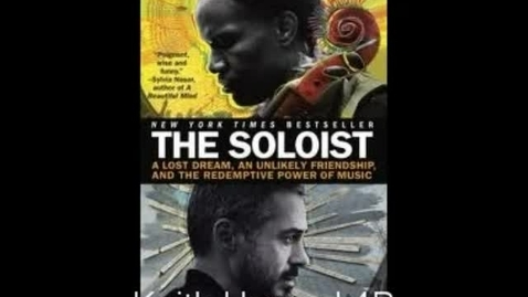 Thumbnail for entry WSOA news: Nathaniel Ayers,The Soloist