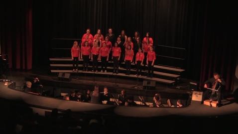 Thumbnail for entry MS/HS Broadway Musical Les Misérables