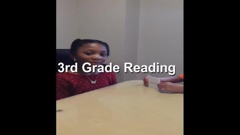 Thumbnail for entry Nance Third Grade Reader