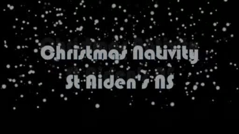 Thumbnail for entry Nativity video