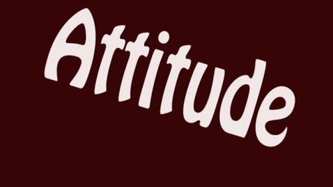 Thumbnail for entry Attitude Factoid