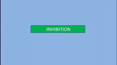 Thumbnail for entry  Enzyme Inhibition