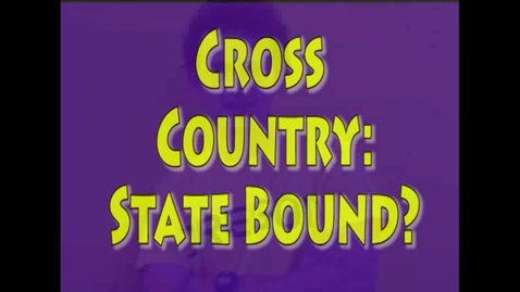 Thumbnail for entry Sequim Cross Country : State Bound?