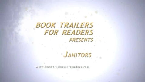 Thumbnail for entry Janitors Book Trailer