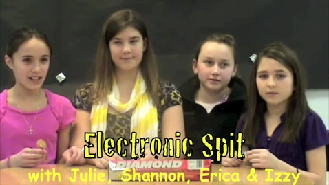 Thumbnail for entry Electronic Spit