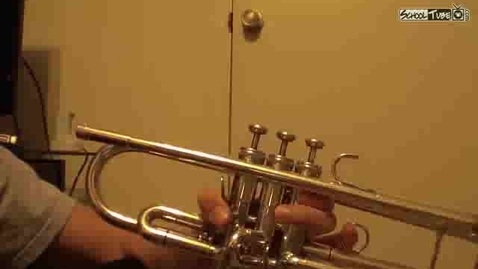 Thumbnail for entry How to oil trumpet valves