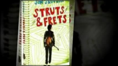 Thumbnail for entry STRUTS AND FRETS, by Jon Skovron