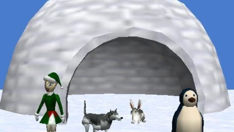 Thumbnail for entry Zarah and Jessica's Arctic Animation