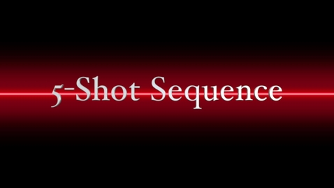 Thumbnail for entry 5-Shot Sequence-Fischer T