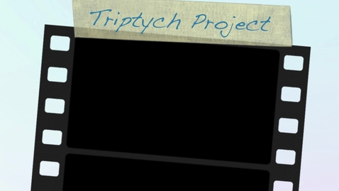 Thumbnail for entry triptych project