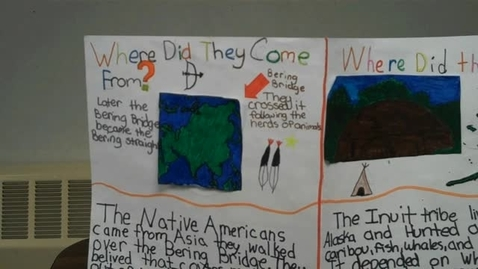 Thumbnail for entry Native American Homes and Where They Come From