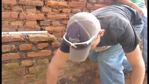 Thumbnail for entry Laying Brick in Malawi, Africa