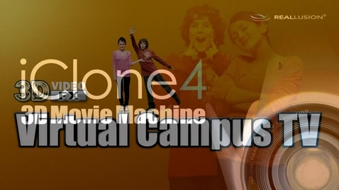 Thumbnail for entry iClone - Virtual Campus TV