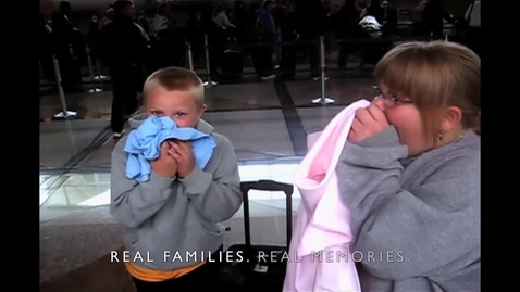 "Thumbnail for entry Disney's ""Let the Memories Begin"" Commercial"