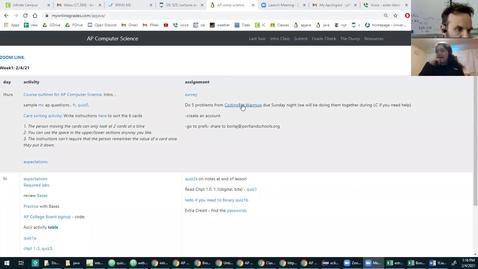 Thumbnail for entry apcs intro to codingbat