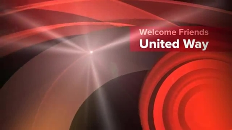 Thumbnail for entry LIVE UNITED- Central County United Way 2011-2012