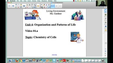 Thumbnail for entry 4.a Cell Biomolecules