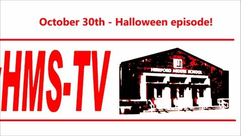 Thumbnail for entry WHMS Morning News October 30, 2020