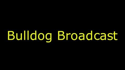 Thumbnail for entry Bulldog Broadcast_ February 5, 2016