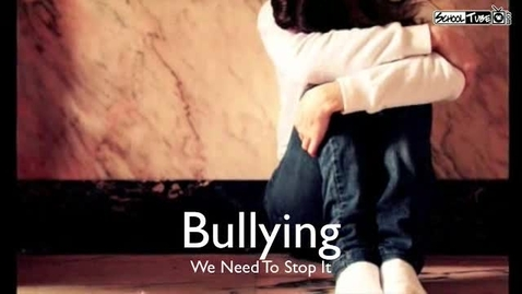 Thumbnail for entry Prevention Of Bullying