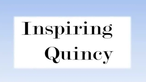 Thumbnail for entry Inspire Quincy November 2013