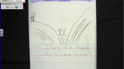 Thumbnail for entry Chiara's Diary of a Penguin