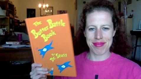 Thumbnail for entry Butter Battle Book!!