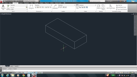 Thumbnail for entry AutoCAD LESSON 5B