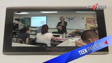 Thumbnail for entry Tri Tech Teen Parent/GRADS