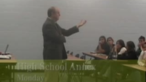 Thumbnail for entry New Caney ISD Morris Fuselier Associate Superintendent